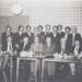 Retirement dinner for leading fireman R. Rae; 1976; ULMPH 2000 0329