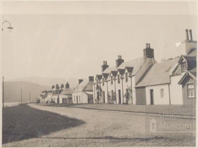 Site of Ceilidh Place; 1930; ULMPH 2000 0031