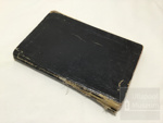Record book from Lochbroom Tweed Mill 1905-16.; ULM ACC 1997 177