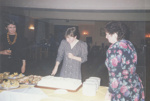 Cutting bicentenary cake; 1988; ULMPH 2000 0027