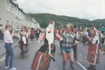 Ullapool pipe band; 1988; ULMPH 2000 0024