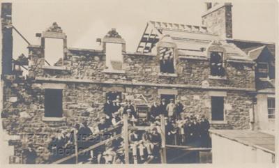 Caledonian Hotel extension; 1922; ULMPH 2000 0033