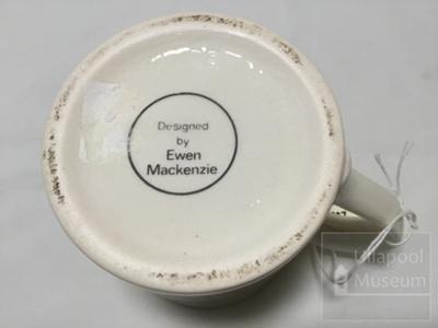 4 Ullapool Bicentenary mugs; ULM ACC 1997 184 a to d