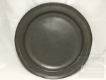 Communion plate; ULM ACC 1996 055