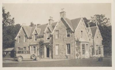 Eilean Darroch house Dundonnell; ULMPH 2000 0569