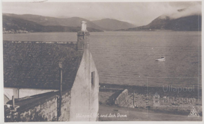 Youth Hostel & Loch Broom; ULMPH 2000 0042