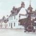 Fowler clock and Caledonian Hotel; 1920?; ULMPH 2000 0030