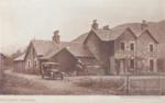 Foich Lodge with car outside; ULMPH 2000 0174