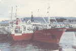 Purse seiners at Ullapool pier; ULMPH 2000 0016