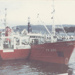 Purse seiners at Ullapool pier; ULMPH 2000 0016