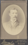 Young man with Moustache; 1900?; ULMPH 2000 0561