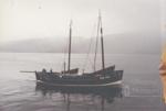 Zulu at Ullapool pier; 1988; ULMPH 2000 0003