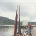 Zulu at Ullapool pier; 1988; ULMPH 2000 0002