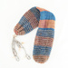 clothing, beaded stocking purse; unknown maker; 1790; RX.2018.40