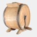 Dairy, Wooden Butter Churn; unknown maker; ?; RX.1975.92.3