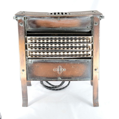 Domestic, Radiant Electric Heater; Belling & Co; 1912-1930; RX.2018.71