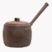 Domestic, saucepan with lid; unknown maker; 1900?; RX.1975.37