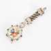 jewellery, silver watch chain ornament; unknown maker; 1890?; RX.1975.12.4