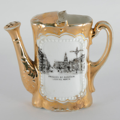 Commemorative, Miniature Watering Can; Victoria; 1904-1918; RX.1978.8.9