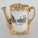 Commemorative, Miniature Watering Can; Victoria; 1904-1918; RX.1978.8.9