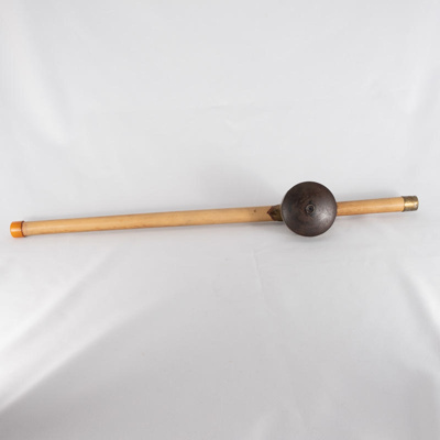 Opium pipe; unknown maker; ?; RX.1998.10.5