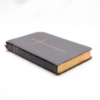 Religion, Hymn Book; ?; RX.1997.27.5