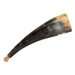 Weapons, gun powder horn; unknown maker; ?; RX.1975.102.2