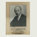 Photograph, Portrait of Sir Sydney Smith; unknown photographer; 24.03.1950; RX.2018.94.1