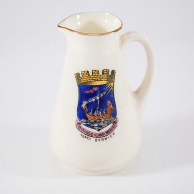 Souvenir, milk jug; Arkinstall and Sons Ltd; 1904-1924; RX.2018.33