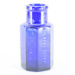 bottle, strychnine ; Jacob Hulle; 1860-1890; RX.1975.65