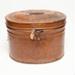 travel, hatbox; unknown maker; ?; RX.1975.48