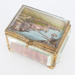 Souvenir, Glass Trinket Box; unknown maker; ?; RX.1978.20