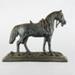 Ornament, Metal Horse; Mr W Henderson; ?; RX.1975.15.2