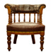 Furniture, Magistrates Court Chair; unknown maker; 1870?; RX.1982.3