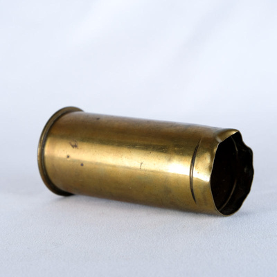 Military, Shell Case; unknown maker; ?; RX.1998.39.2