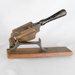 Smoking, tobacco cutter; unknown maker; ?; RX.1987.3