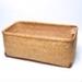 Domestic, Wicker Dress Basket; unknown maker; ?; RX.1975.93.1