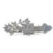 jewellery, silver brooch; unknown maker; ?; RX.1975.12.3