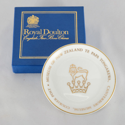 Commemorative, Plate; Royal Doulton; 1992; RX.1997.17