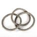 Steel rings art; unknown maker; 1890; RX.2018.20