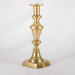 Religion, Brass Candle Stick; unknown maker; ?; RX.2004.12