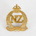 Military, badge; unknown maker; ?; RX.1998.40.1