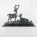 Ornament, Iron Stag and Hind; Mr W Henderson; ?; RX.1975.15.3