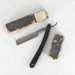 Personal Grooming, Cut Throat Razor; unknown maker; ?; RX.1982.9