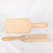 Butter paddles; unknown maker; ?; RX.1995.5.2