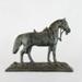 Ornament, Metal Horse; Mr W Henderson; ?; RX.1975.15.1