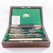 Engineering, box of mathematical instruments; Compas Superieur Brevete; 1885?; RX.1989.12