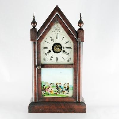 Timepiece, Mantlepiece Clock; unknown maker; 1840?; RX.1975.1