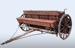 Seed Drill, Spoon Feed Drill; P & D Duncan; 1884