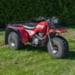 Motorbike, Honda 3-wheeled; Honda Motor Company; 1988